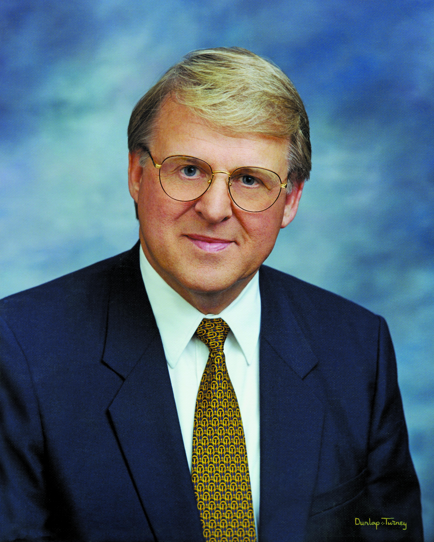 Headshot of Dick Scott
